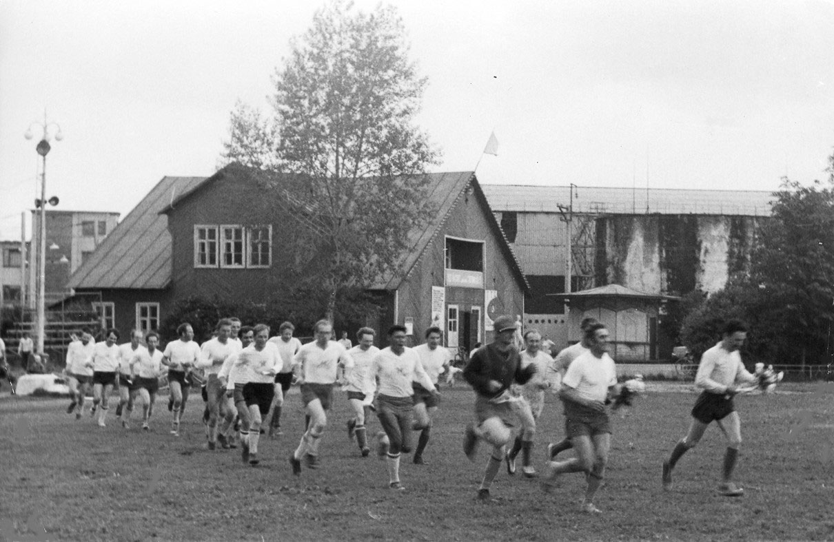 6cd479633a47 Матч ветеранов, 1974 г.